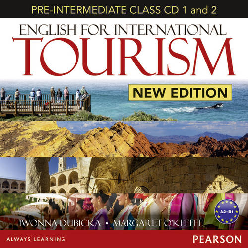 English for International Tourism Pre-Intermediate Class CD (2) - English for Tourism (CD-Audio)