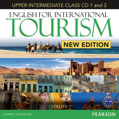 English for International Tourism Upper Intermediate Class CD (2) - English for Tourism (CD-Audio)