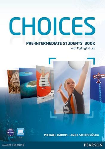 Choices Pre-Intermediate Students' Book & PIN Code Pack - Choices
