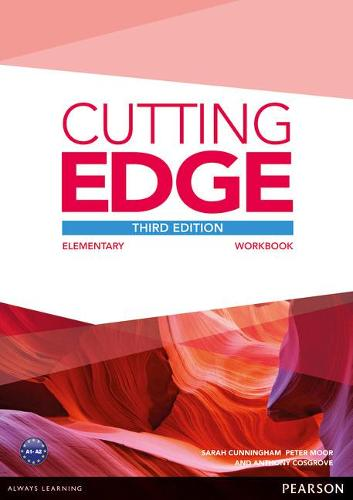 Cutting Edge 3rd Edition Elementary Workbook without Key - Cutting Edge (Paperback)