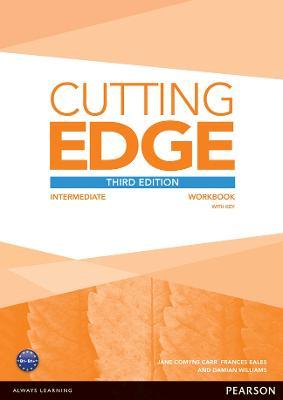 Cutting Edge 3rd Edition Intermediate Workbook with Key - Cutting Edge (Paperback)