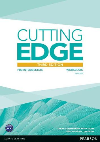 Cutting Edge 3rd Edition Pre-Intermediate Workbook with Key - Cutting Edge (Paperback)