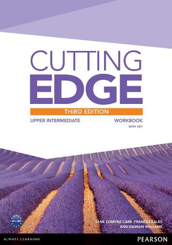 Cutting Edge 3rd Edition Upper Intermediate Workbook with Key - Cutting Edge (Paperback)