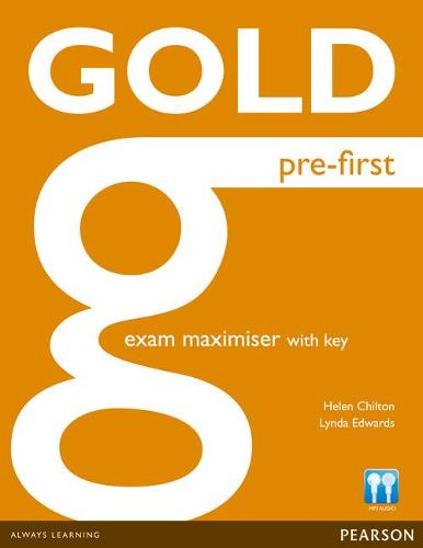 Gold Pre-First Maximiser with Key - Gold (Paperback)