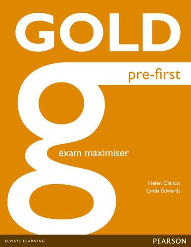 Gold Pre-First Maximiser without Key - Gold (Paperback)