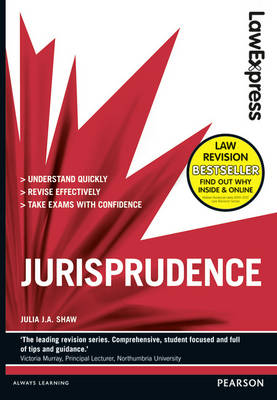 Law Express: Jurisprudence (Revision Guide) - Law Express (Paperback)