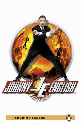 PLPR2:Johnny English Book &MP3 Pack - Penguin Readers (Graded Readers)