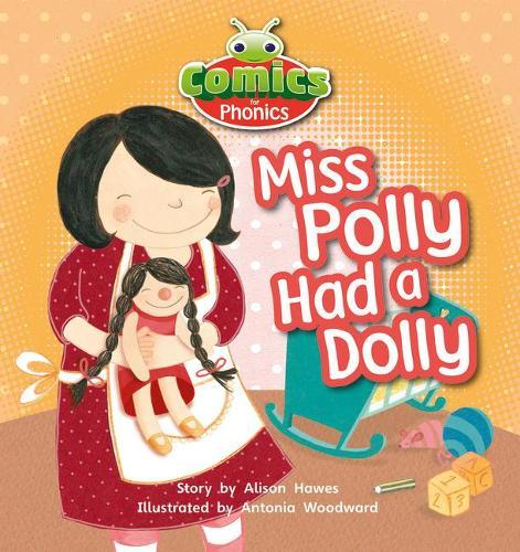 Set 00 Lilac Miss Polly Had a Dolly: Bug Club Comics for Phonics Set 00 Lilac Miss Polly Had A Dolly Liliac - BUG CLUB (Paperback)
