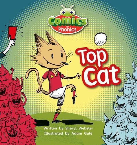 Set 04 Pink B Top Cat: Bug Club Comics for Phonics Set 04 Pink B Top Cat Set 04 Pink B - BUG CLUB (Paperback)