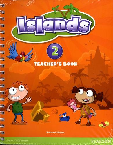 Islands Level 2 Teacher's Test Pack - Islands