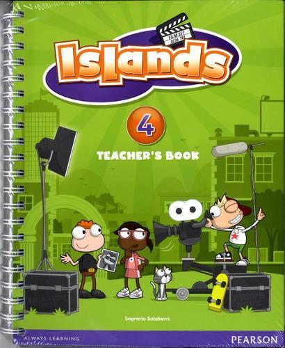 Islands Level 4 Teacher's Test Pack - Islands