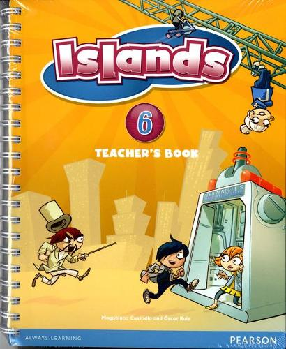 Islands Level 6 Teacher's Test Pack - Islands