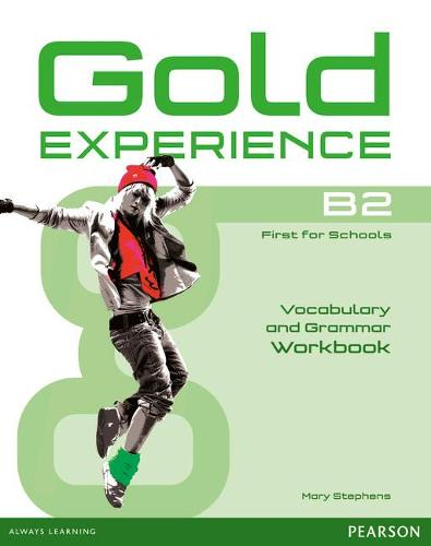 Gold Experience B2 Workbook without key - Gold Experience (Paperback)