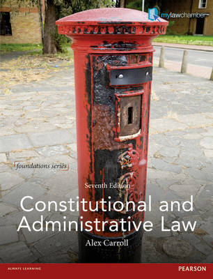 Constitutional and Administrative Law (Foundations) Premium Pack - Foundation Studies in Law Series