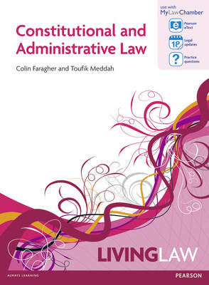 Constitutional and Administrative Law - Living Law (Paperback)