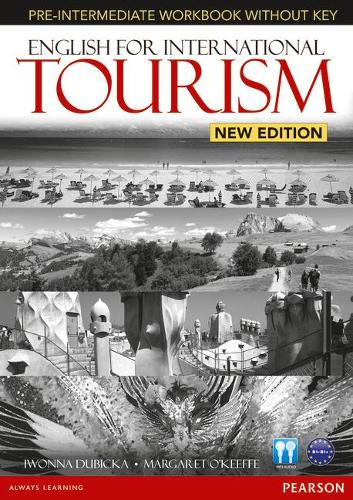 English for International Tourism Pre-Intermediate New Edition Workbook without Key and Audio CD Pack - English for Tourism