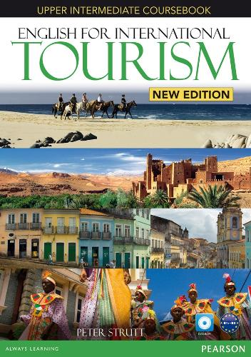 English for International Tourism Upper Intermediate New Edition Coursebook and DVD-ROM Pack - English for Tourism