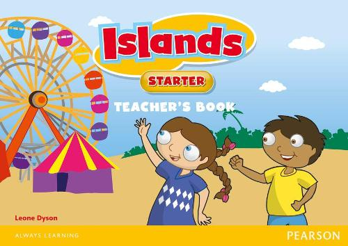 Islands Starter Teacher's Book plus pin code - Islands