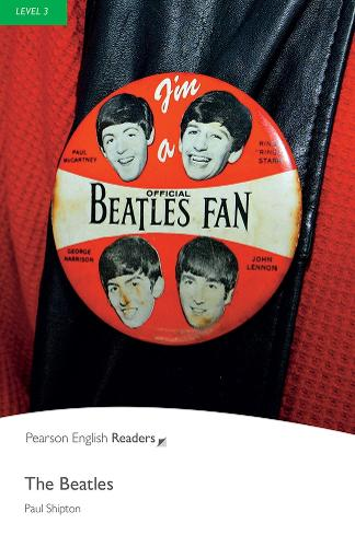 Level 2: The Beatles Book and MP3 Pack - Pearson English Graded Readers