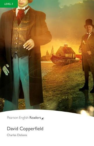Level 3: David Copperfield Book and MP3 Pack - Pearson English Graded Readers