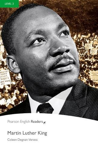 Level 3: Martin Luther King Book and MP3 Pack: Industrial Ecology - Pearson English Graded Readers