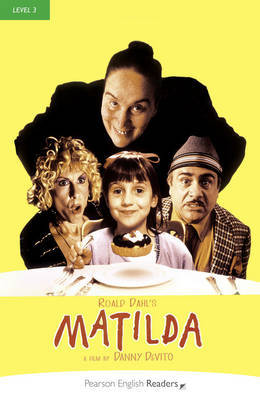 Level 3:Matilda Book & MP3 Pack - Pearson English Graded Readers