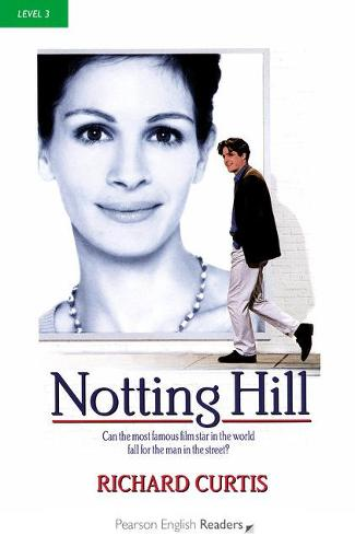 Level 3:Notting Hill Book & MP3 Pack - Pearson English Graded Readers