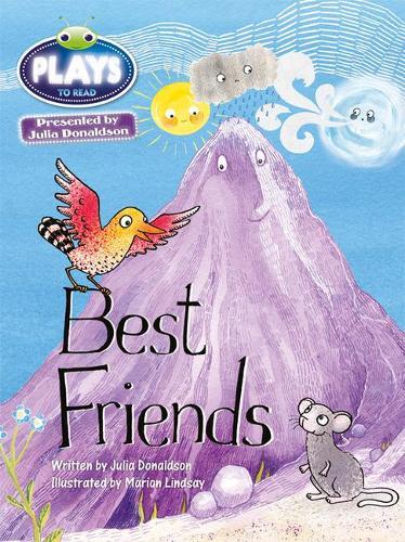 Julia Donaldson Plays Green/1B Best Friends 6-pack - BUG CLUB