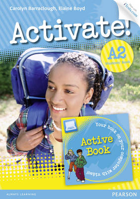 Activate! A2 Students' Book with Access Code and Active Book Pack - Activate!