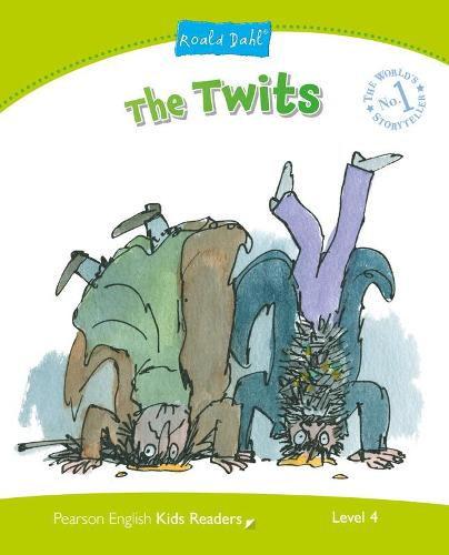 Level 4: The Twits - Pearson English Kids Readers (Paperback)