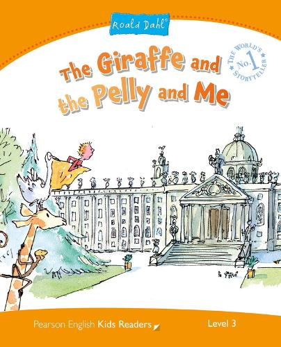 Level 3: The Giraffe and the Pelly and Me - Pearson English Kids Readers (Paperback)