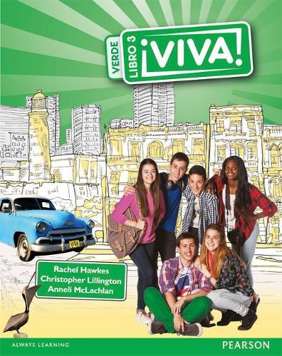 Viva! Pupil Book 3 Verde - Viva! (Paperback)