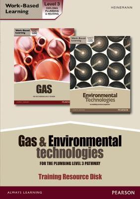 NVQ Level 3 Diploma Gas Training Resource Disk - NVQ / SVQ Plumbing (CD-ROM)