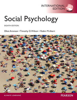 Social Psychology, Plus MyPsychLab with Pearson Etext