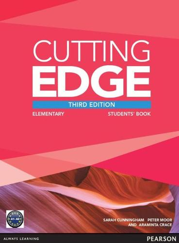 Cutting Edge 3rd Edition Elementary Students' Book and DVD Pack - Cutting Edge