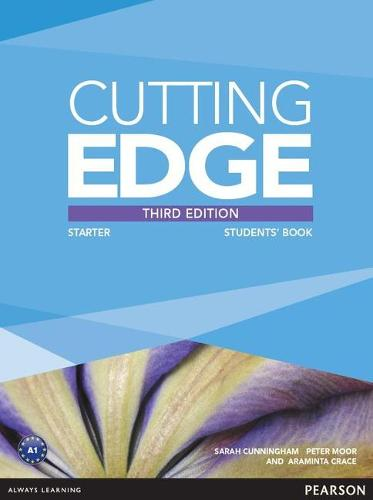 Cutting Edge Starter New Edition Students' Book and DVD Pack - Cutting Edge