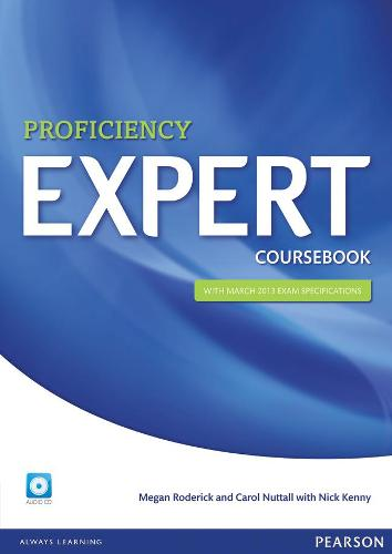 Expert Proficiency Coursebook and Audio CD Pack - Expert