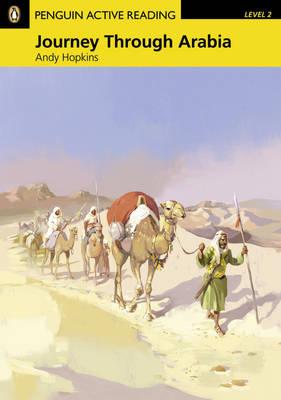 PLAR2: Journey Through Arabia Reader and M-ROM Pack - Penguin Active Reading (Graded Readers)
