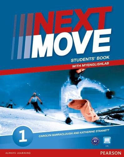 Next Move 1 Students' Book & MyLab Pack - Next Move