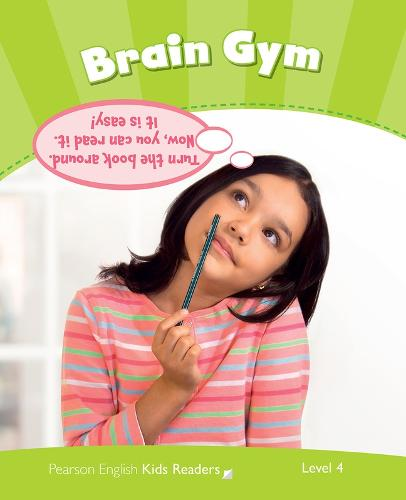 Level 4: Brain Gym CLIL AmE - Pearson English Kids Readers (Paperback)