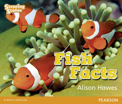 Stepping Stones: Fish Facts - Orange Level (Paperback)