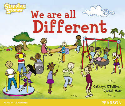 Stepping Stones: We are All Different - Yellow Level (Paperback)