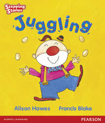 Stepping Stones: Juggling - Red Level (Paperback)