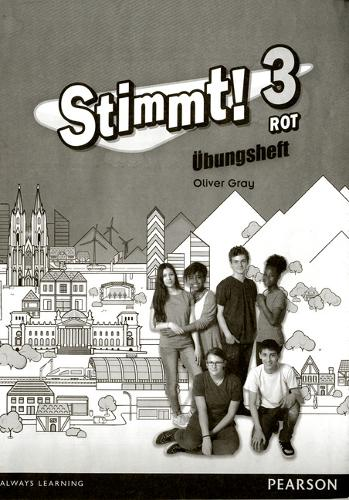 Stimmt! 3 Rot Workbook for pack - Stimmt! (Paperback)