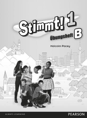 Stimmt! 1 Workbook B (pack of 8) - Stimmt!