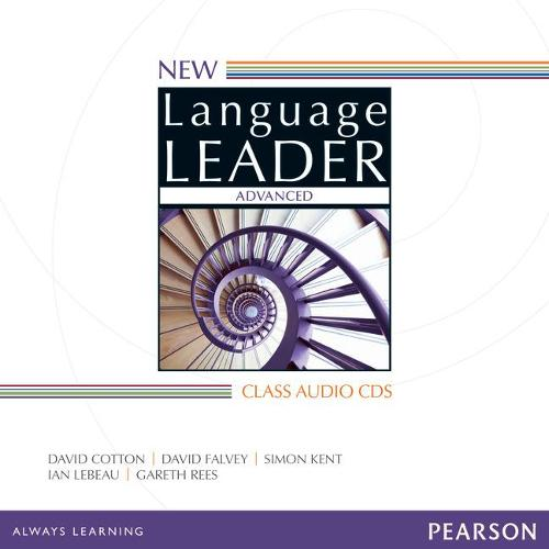 New Language Leader Advanced Class CD (3 CDs) - Language Leader (CD-Audio)