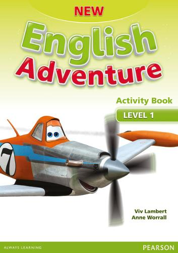New English Adventure GL 1 Activity Book - English Adventure (Paperback)
