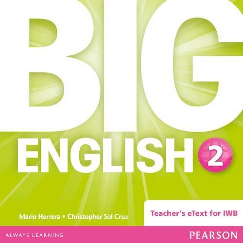 Big English 2 Teacher's eText: Big English 2 Teacher's eText CD-Rom 2 - Big English (CD-ROM)
