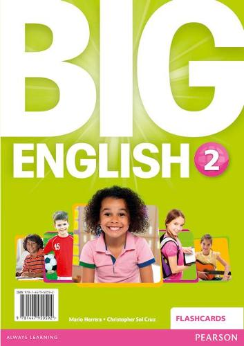 Big English 2 Flashcards - Big English