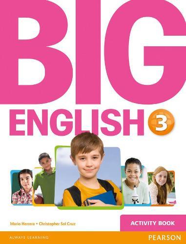 Big English 3 Activity Book - Big English (Paperback)